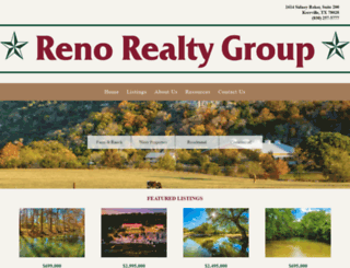 jimmyreno.com screenshot