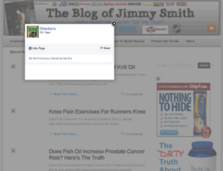 jimmysmithtraining.com screenshot