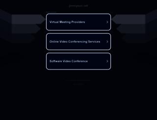 jimmysun.net screenshot