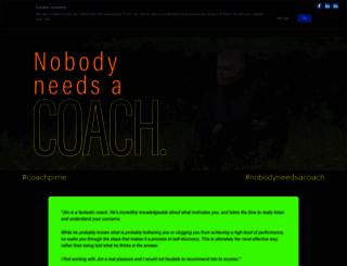 jimpirrie.com screenshot