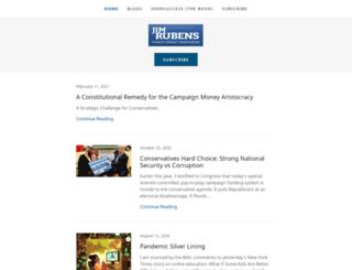 jimrubens.com screenshot