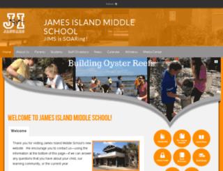 jims.ccsdschools.com screenshot