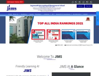 jimsd.org screenshot