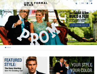 jimsfw.com screenshot