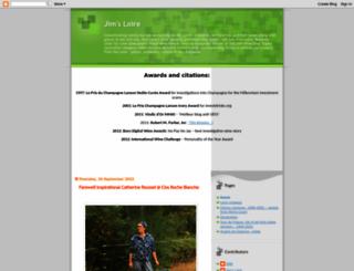 jimsloire.blogspot.com screenshot