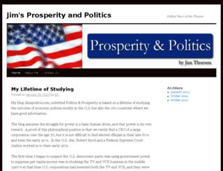 jimspolitics.com screenshot