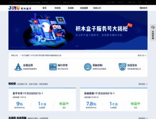 jimu.com screenshot