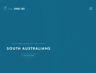 jinglee.com.au screenshot