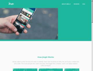 jinglz.co screenshot