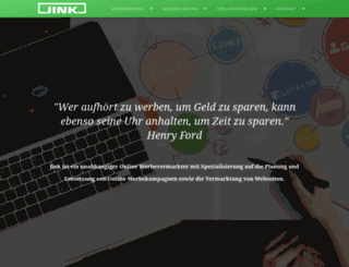 jink.de screenshot