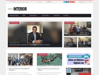 jinterior.com.br screenshot