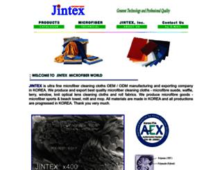 jintex.com screenshot