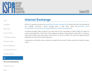 jinx.net.za screenshot