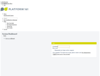jira.platform161.com screenshot