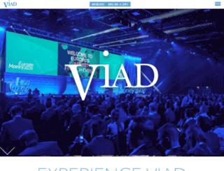 jira.viad.com screenshot