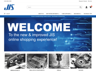 jis.com screenshot