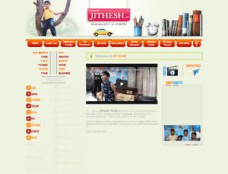 jithesh.in screenshot