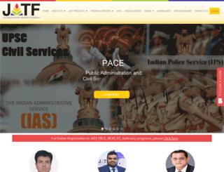 jitoatf.org screenshot
