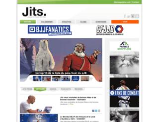 jits.fr screenshot