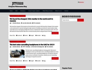 jituits222.blogspot.in screenshot