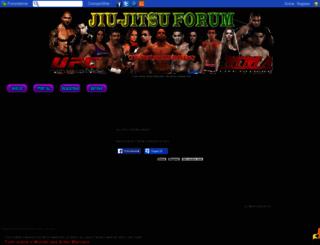 jiu-jitsu.forumeiros.com screenshot