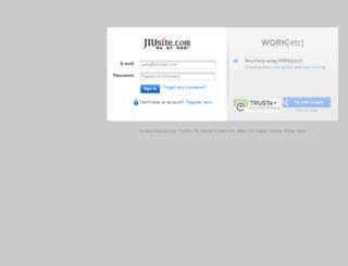jiu.worketc.com screenshot