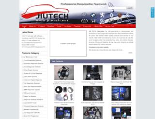 jiutech.net screenshot