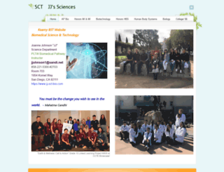 jj-sct-bio.com screenshot