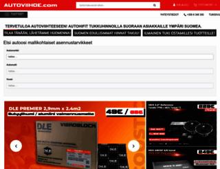 jj-tuonti.fi screenshot