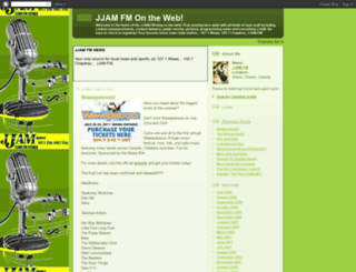 jjamfmradio.blogspot.in screenshot