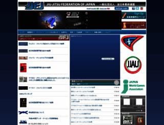 jjfj.org screenshot