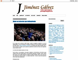 jjgalvez.blogspot.com.es screenshot