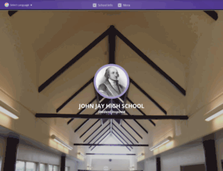 jjhs.klschools.org screenshot