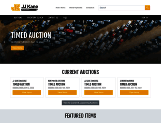 jjkane.com screenshot