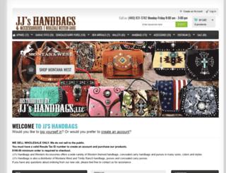 jjshandbags.com screenshot