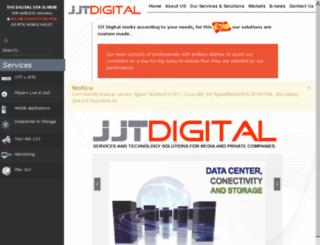 jjtdigital.com screenshot