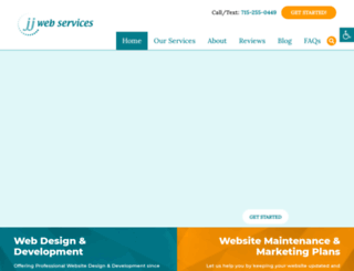 jjwebservices.com screenshot