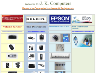 jkcindia.com screenshot