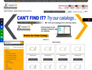 jkfindings.com screenshot
