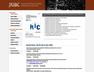 jkibc.org screenshot