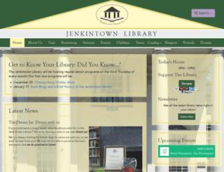 jkl.mclinc.org screenshot