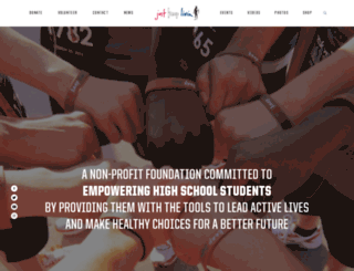 jklivinfoundation.org screenshot