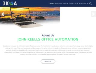 jkoa.com screenshot