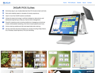 jkretail.com screenshot