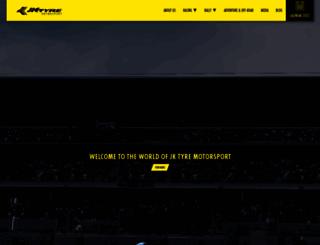 jktyremotorsport.com screenshot