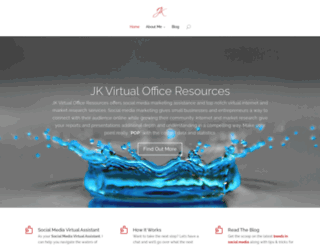 jkvirtualoffice.com screenshot