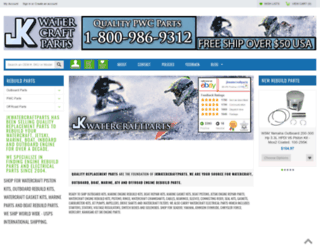 jkwatercraftparts.com screenshot
