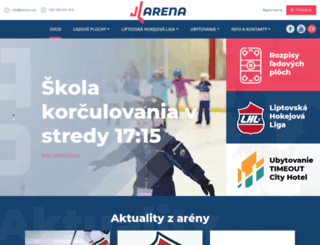 jlarena.com screenshot