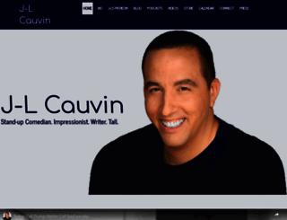 jlcauvin.com screenshot