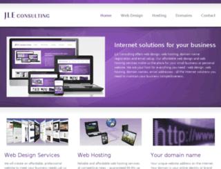jle.com.au screenshot